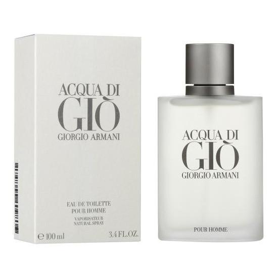 Armani ACQUA DI GIO HOMME Eau De Toilette Spray 100 ml
