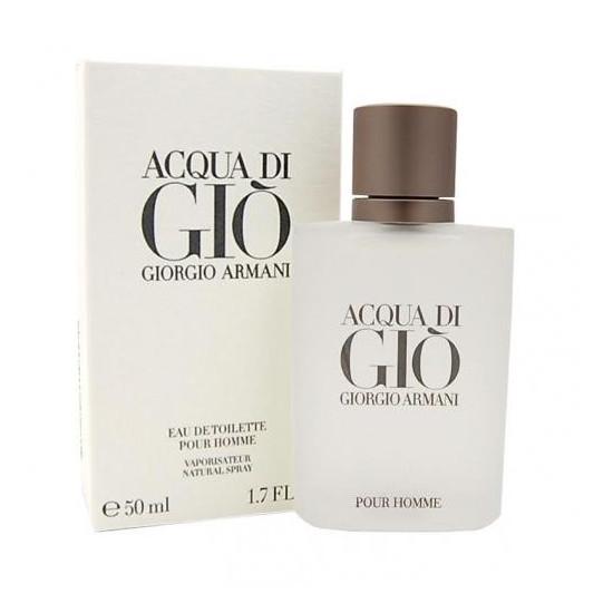 Armani Acqua Di Gio Homme Eau De Toilette Spray 50 Ml