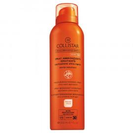 Collistar Maxi-Taglia Spray Abbronzante Idratante Applicazione Ultra-Rapida 30 200 ml