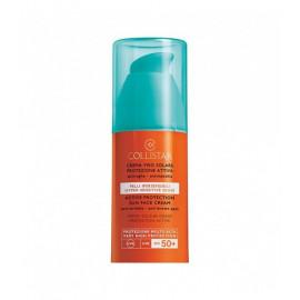 Collistar Crema Viso Solare Protezione Attiva Pelli Sensibili spf 50+ 50 ml