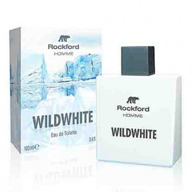 ROCKFORD WILD WHITE for MAN edt 100 ml