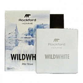 ROCKFORD WILDWHITE after shave 100 ml