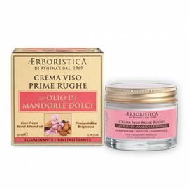 Athena's Crema Viso Prime Rughe all'Olio di Mandorle dolci 50ml