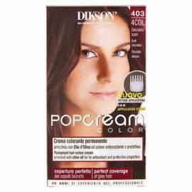 DIKSON POP CREAM COLOR 403 CIOCCOLATO SCURO