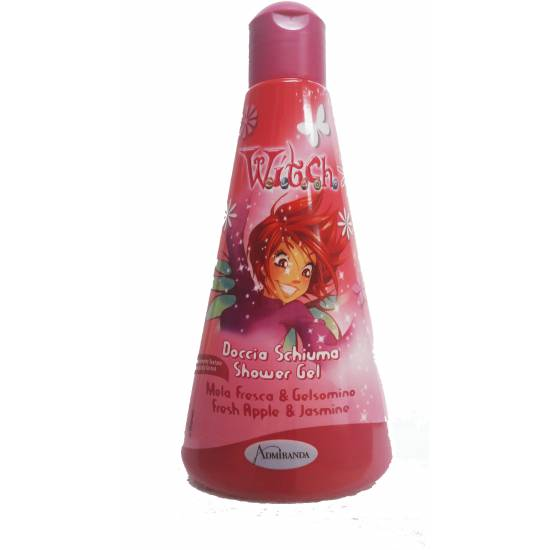 WITCH DOCCIA SCHIUMA 300ML MELA E FRAGOLA