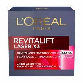 L'OREAL Revitalift Laser X3 GIORNO 50ml