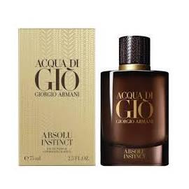 GA Acqua di Gio' Absolu Instinct eau de parfum 40ml vapo