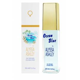 ALYSSA ASHLEY Ocean Blue eau parfumee Cologne Spray 100ml