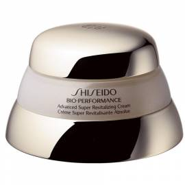 SHISEIDO BIO-PERFORMANCE - ADVANCED SUPER REVITALIZING CREAM Crema Viso Anti-età con Azione Idratante 24 ore 30ml