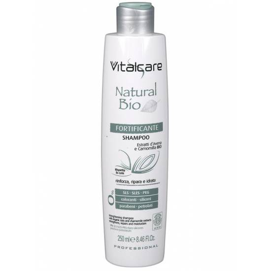 Vital Care SHAMPOO FORTIFICANTE Natural Bio 250ml
