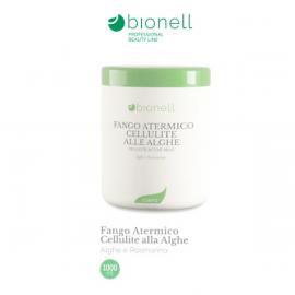 BIONELL  FANGO ATERMICO CELLULITE ARGILLA VERDE 1000 ML