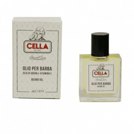Cella Milano Olio Per Barba Argan E vitamina 50ml
