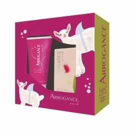 Arrogance elle coffret KIT CONFEZIONE REGALO eau de toilette 30ml + body lotion 100ml