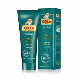 Cella Crema da Barba all'Aloe Vera Bio 150ml