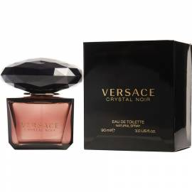 Versace Crystal Noir EDT spray 90 ml Donna