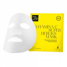 Diego Dalla Palma Vitamina C Super Heroes Mask Maschera Illuminante Energizzante 1 Busta 15 ml