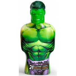 Marvel Hulk Shower Gel & Shampoo 475ml