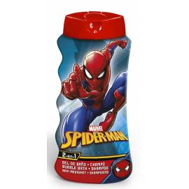 MARVEL SPIDERMAN GEL DOCCIA SHAMPOO 2 IN 1 475 ML
