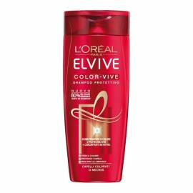 L'OREAL - ELVIVE COLOR VIVE SHAMPOO 400ML