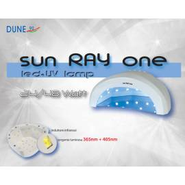 Dune 90 SUN RAY ONE Lampada Led UV 24/48W