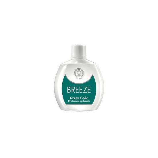 Breeze Deodorante Squeeze Green Code 100 ml