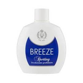 Breeze Deo Squeeze Sporting 100 Ml
