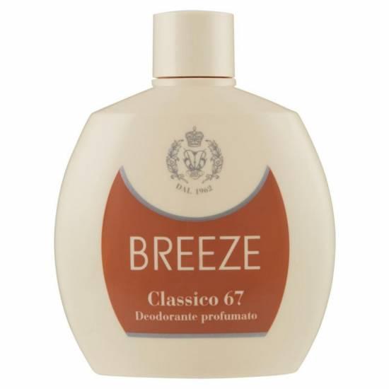 Breeze Deodorante Squeeze Classico 67 100 Ml