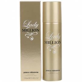 Paco Rabanne Lady Million Deodorante spray 150 ml