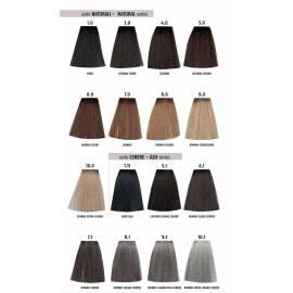 ArgaBeta Crema colorante Professionale per capelli 7.12 biondo cenere irise'