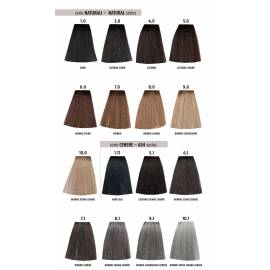 ArgaBeta Crema colorante Professionale per capelli 8.3 biondo chiaro dorato