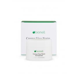 Bionell Crema Viso Notte Ristrutturante 50 ml