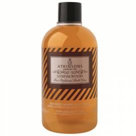 Atkinsons Bagnoschiuma sandalwood 500 ml