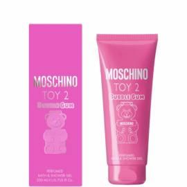 MOSCHINO Toy 2 Bubble Gum bath e shower gel 200ml