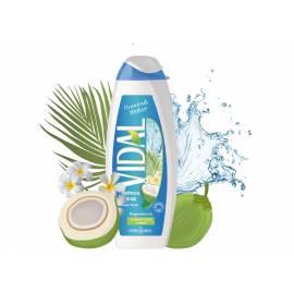 Vidal Docciaschiuma Coconut Water Rinfresca e Idrata 500ml