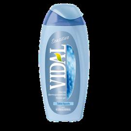 Vidal Doccia schiuma dermo-protettivo al talco 250 ml