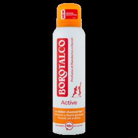 Borotalco Active Deo Spray Profumo di Mandarino e Neroli 150 ml
