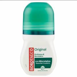 Borotalco Original Profumo di Borotalco Deo Roll On 0% Alcool 50 ml