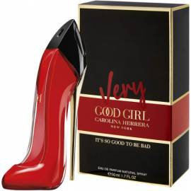 Carolina Herrera Good Girl Very Eau De Parfum Spray 50ml