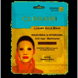 Clinians Maschera GOLD Argan 25 Ml