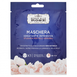 Acqua alle Rose Maschera Idratante Intensiva 1 pz