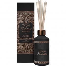 Tesori d'Oriente Diffusore Aromatico con bastoncini Hammam 200 ml