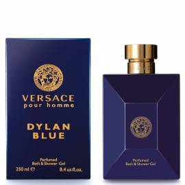 VERSACE DYLAN BLUE Uomo SHOWER GEL DOCCIA 250 ML
