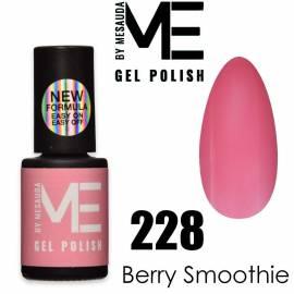 Mesauda me 5 ml gel polish ice lollies 228 berry smoothie