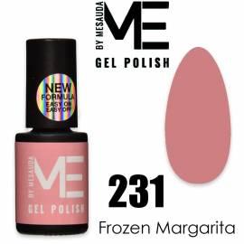 Mesauda me 5 ml gel polish ice lollies 231 frozen margarita