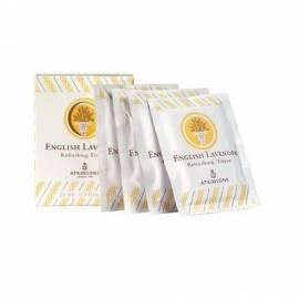 Atkinsons English Lavender Refreshing tissues salviette rinfrescanti profumate 10 pz