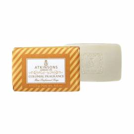 Atkinsons Fine Perfumed Soaps Sapone Colonial Fragrance 125 gr