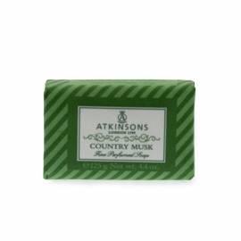 Atkinsons Fine Parfumed Soap sapone profumato Country Musk 125 gr