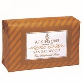 Atkinsons Fine Parfumed Soap sapone profumato SANDAL WOOD 125 gr