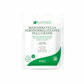 BIONELL MASCHERA MONOUSO 30GR PELLI GRASSE