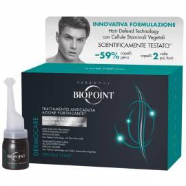 Biopoint Dermocare trattamento anticaduta speciale uomo 12 fiale da 6 ml